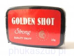 Tabaka Golden Shot Strong czerwona 10g